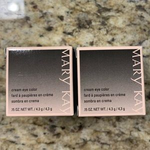 Mary Kay cream eye color lot of 6
